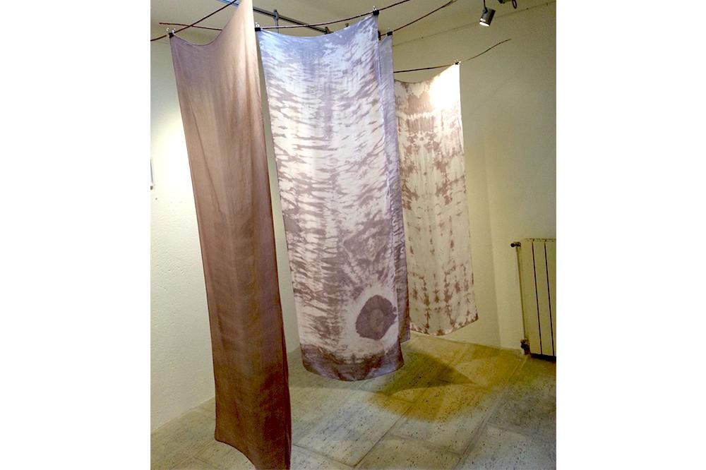 """Ciel du Japon   L'exposition """"DIALOGUE"""" à Espace liberté à Crest 2015"""